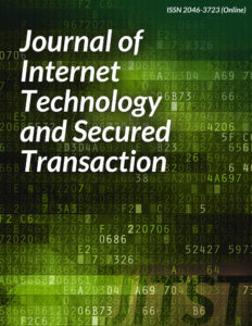 Journal of Internet Technology and Secured Transac